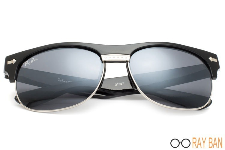 Ray Bans RB20257 Clubmaster Black Sunglasses