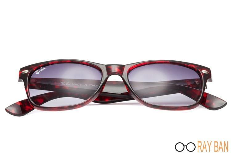 Ray Ban RB2132 New Wayfarer Classic Tortoise Sunglasses