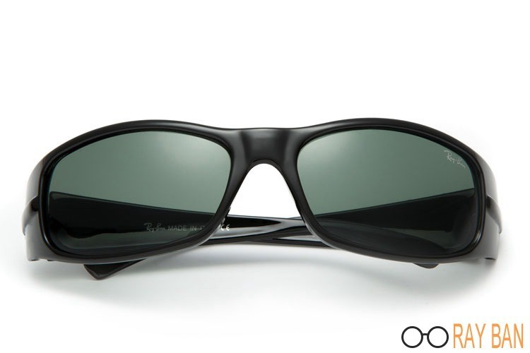 Ray Ban RB2515 Active Sunglasses Lifestyle Black Sunglasses