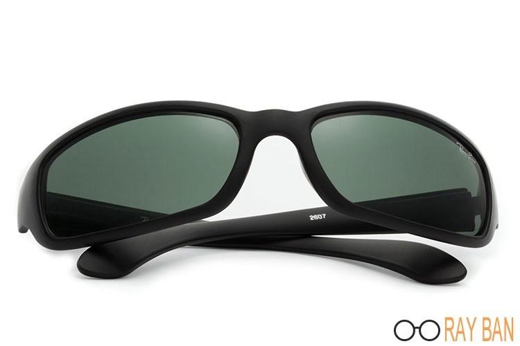 Ray Ban RB2607 Active Sunglasses Black
