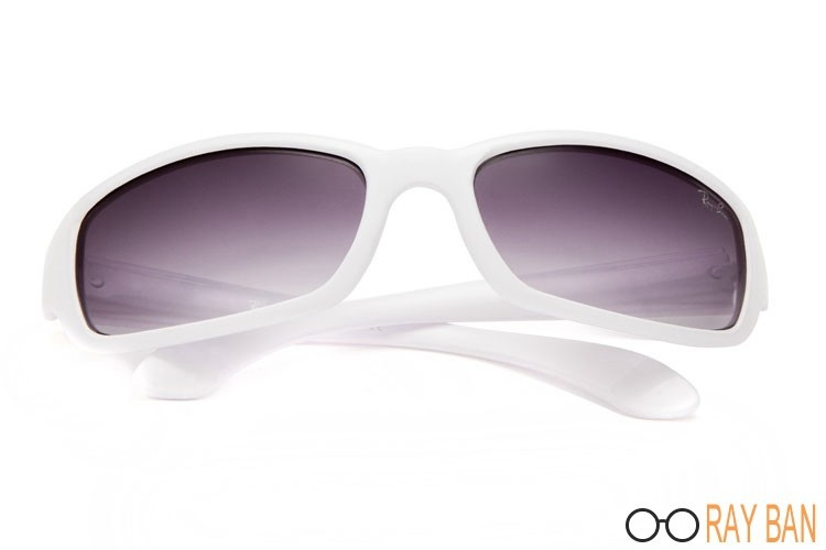 Ray Ban RB2607 Active Lifestyle White Sunglasses