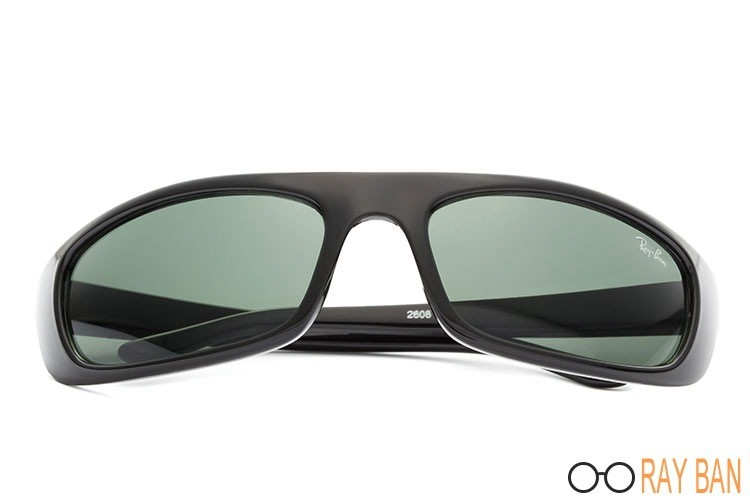 Ray Ban RB2608 Active Lifestyle Black