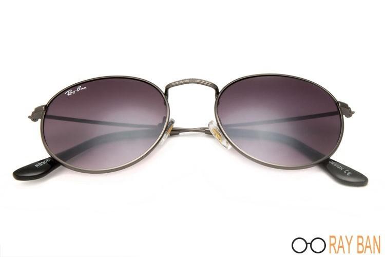 Ray Bans RB3089 Round Craft Grey Sunglasses