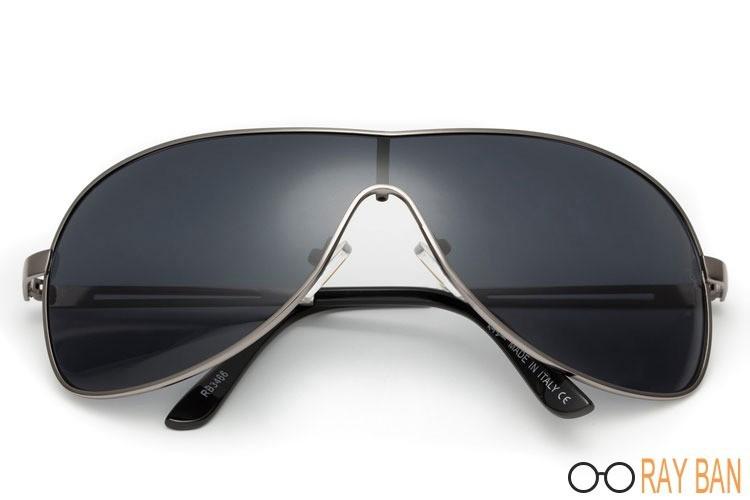 Ray Bans RB3466 Highstreet Grey Sunglasses