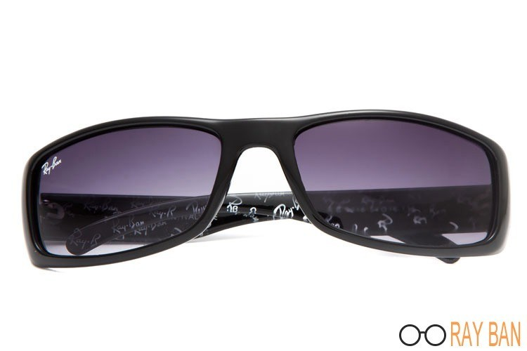 Ray Bans RB4176 Active Lifestyle Black