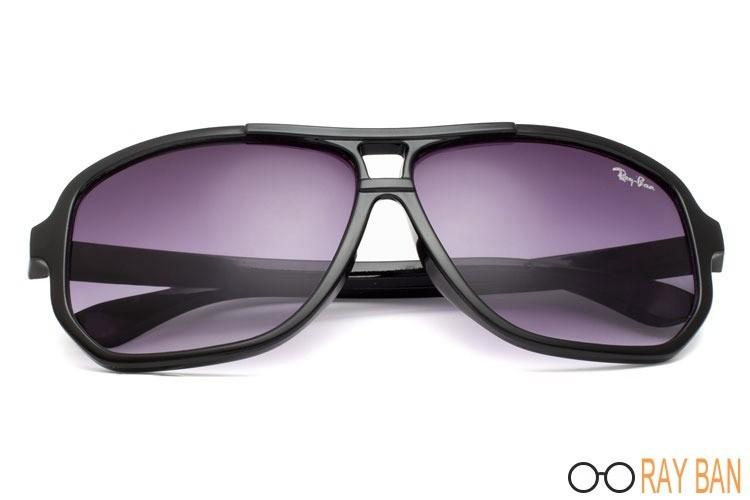 RayBans RB5819 Highstreet Black Sunglasses