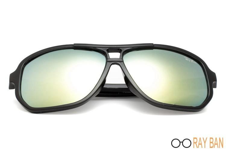 Ray Bans RB5819 Sunglasses Highstreet Black