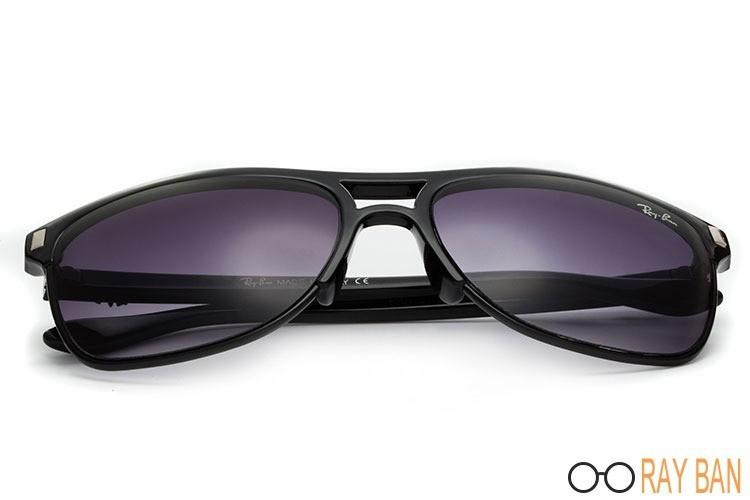 Ray Ban RB6301 Tech Black Sunglasses
