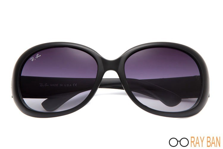 Ray Ban RB7097 Jackie Ohh Black Sunglasses