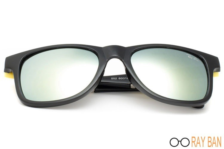 Ray Bans RB7388 Wayfarer Black Sunglasses