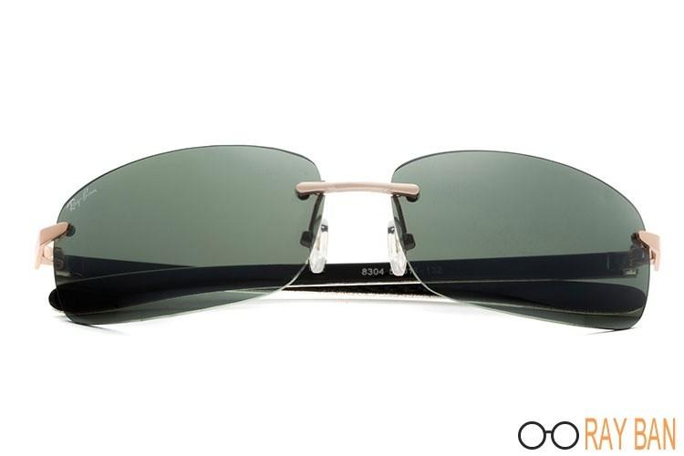 Ray Ban RB8304 Tech Carbon Fibre Gold Sunglasses