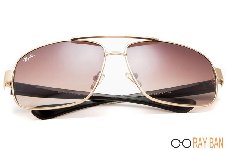 Ray Ban RB8813 Aviator Gold Sunglasses sale