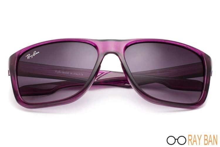 Ray Bans RB9122 Justin Purple Sunglasses